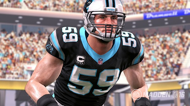 Madden NFL 16 Screenshot #284 for PS4