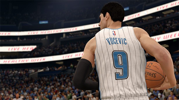 NBA Live 16 Screenshot #243 for PS4