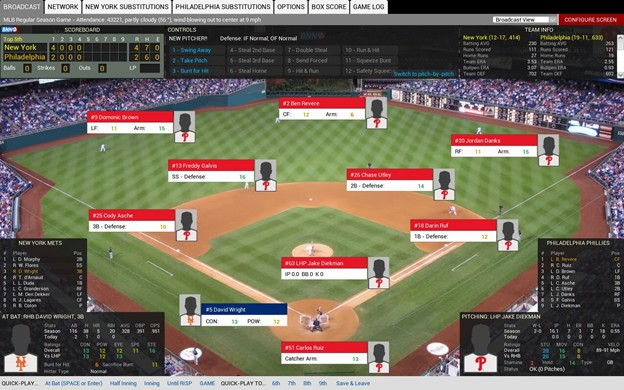 Out of the Park Baseball 16 Screenshot #26 for PC