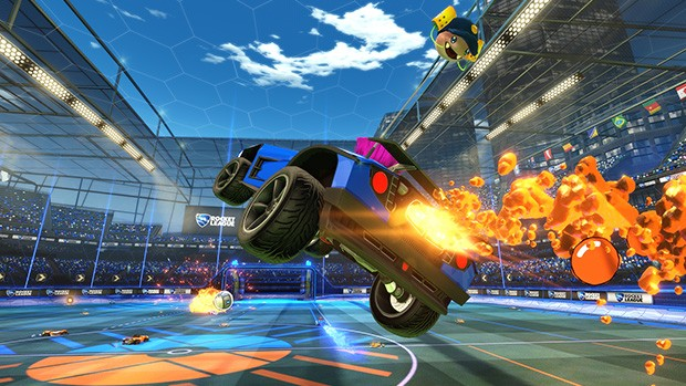 Rocket League Screenshot #3 for Xbox One