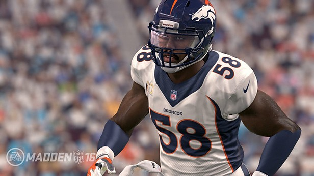 Madden NFL 16 Screenshot #288 for PS4