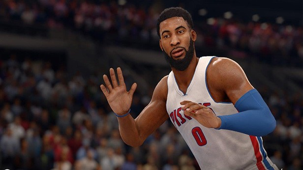 NBA Live 16 Screenshot #251 for PS4