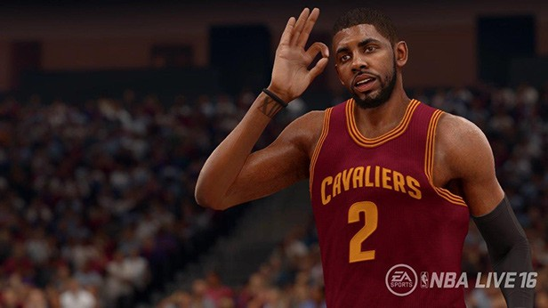 NBA Live 16 Screenshot #252 for PS4