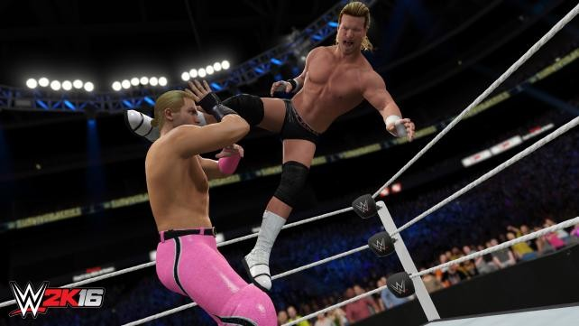 WWE 2K16 Screenshot #1 for PC