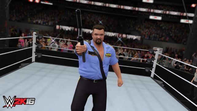 WWE 2K16 Screenshot #2 for PC