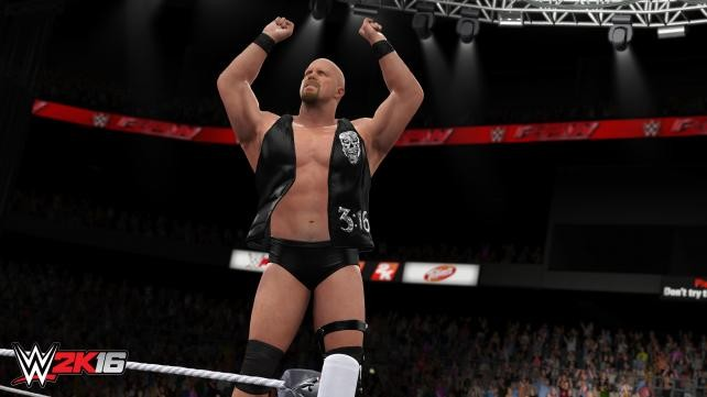 WWE 2K16 Screenshot #3 for PC
