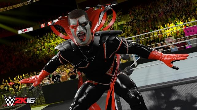 WWE 2K16 Screenshot #4 for PC