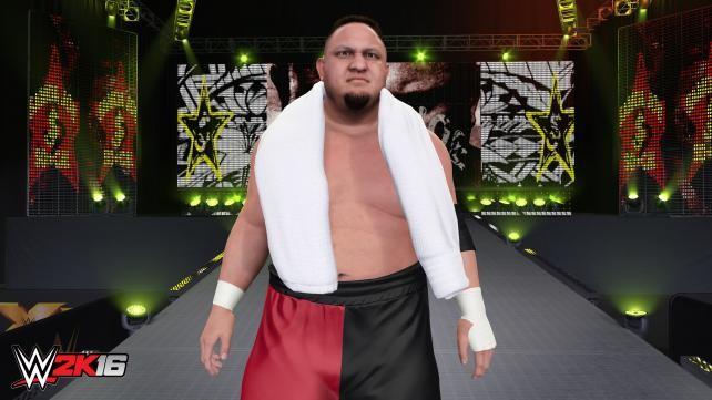 WWE 2K16 Screenshot #5 for PC