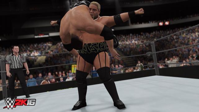WWE 2K16 Screenshot #6 for PC