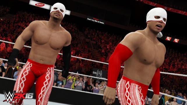 WWE 2K16 Screenshot #9 for PC
