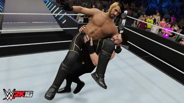 WWE 2K16 Screenshot #10 for PC