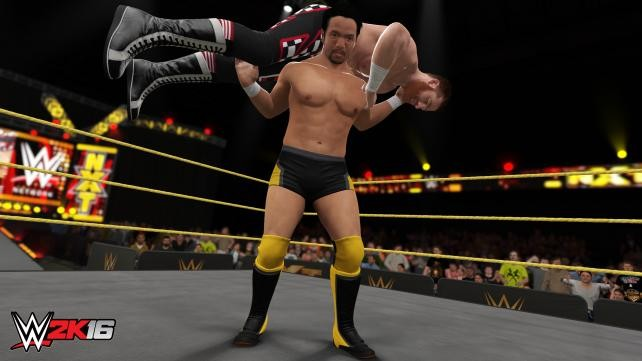 WWE 2K16 Screenshot #12 for PC