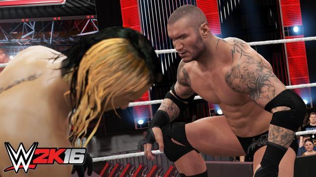 WWE 2K16 Screenshot #14 for PC