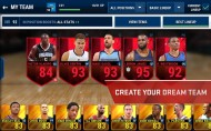 NBA Live Mobile screenshot #3 for Android - Click to view