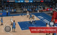 NBA Live Mobile screenshot #4 for Android - Click to view