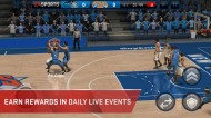 NBA Live Mobile screenshot #1 for iOS - Click to view