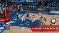 NBA Live Mobile screenshot #4 for iOS - Click to view