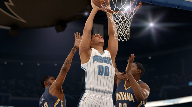 NBA Live 16 Screenshot #255 for PS4