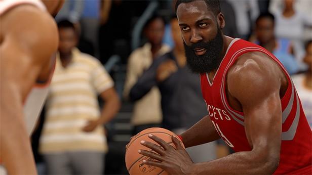 NBA Live 16 Screenshot #256 for PS4