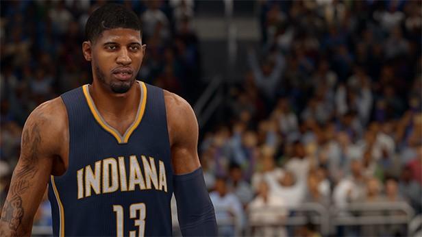 NBA Live 16 Screenshot #257 for PS4