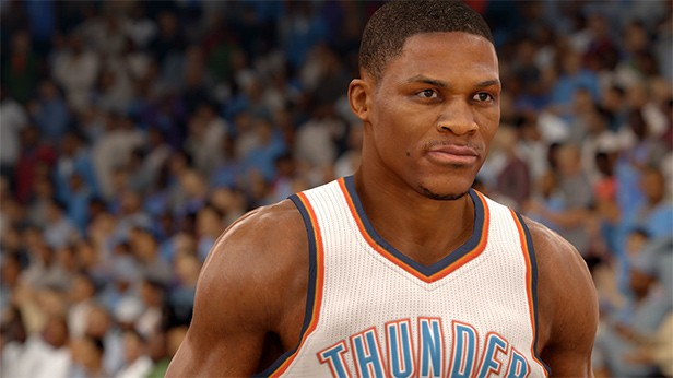 NBA Live 16 Screenshot #258 for PS4