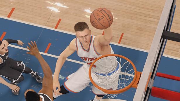 NBA Live 16 Screenshot #259 for PS4
