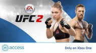 EA Sports UFC 2 screenshot #3 for Xbox One - Click to view