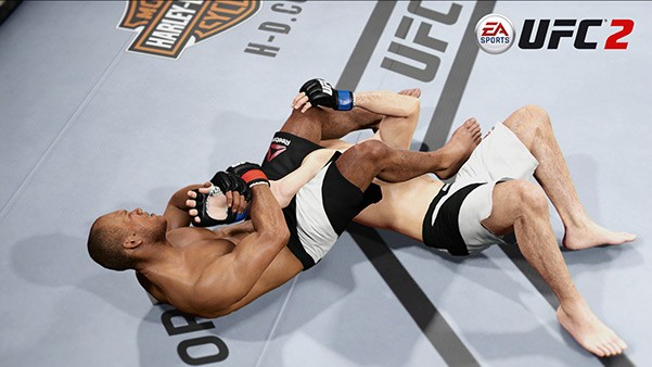 EA Sports UFC 2 Screenshot #85 for PS4