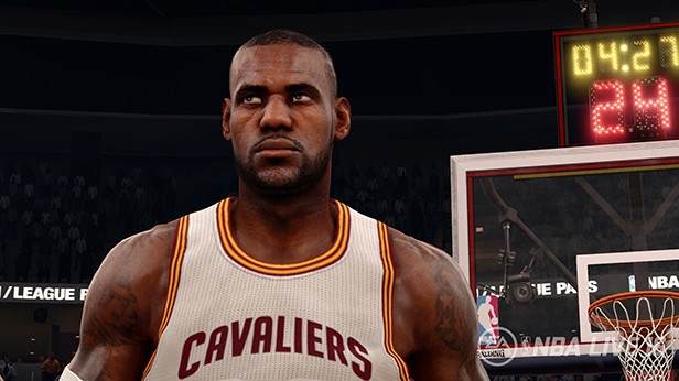 NBA Live 16 Screenshot #262 for PS4