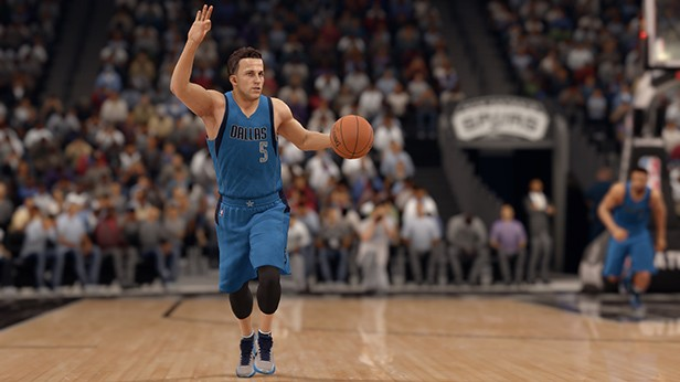 NBA Live 16 Screenshot #265 for PS4