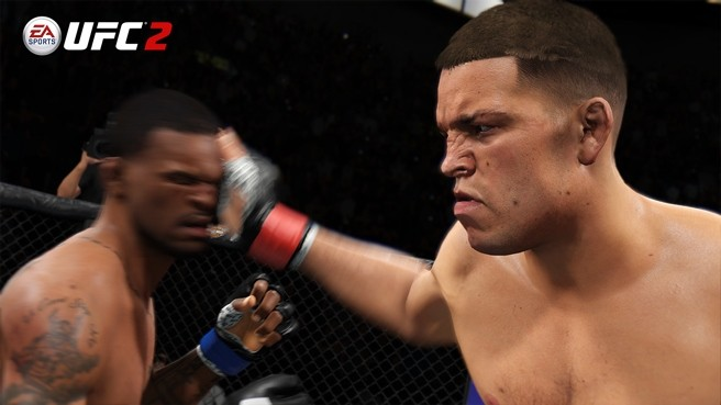EA Sports UFC 2 Screenshot #88 for PS4