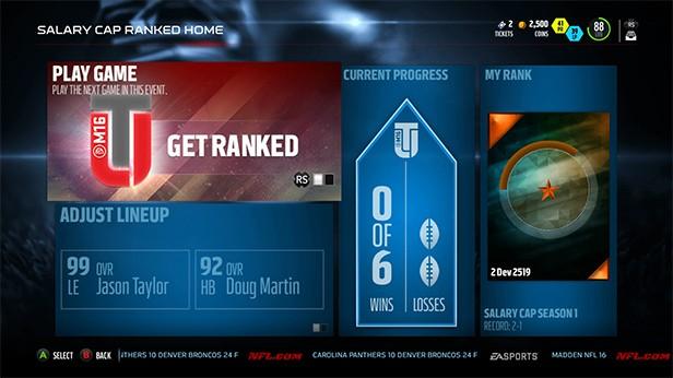 Madden NFL 16 Screenshot #290 for PS4