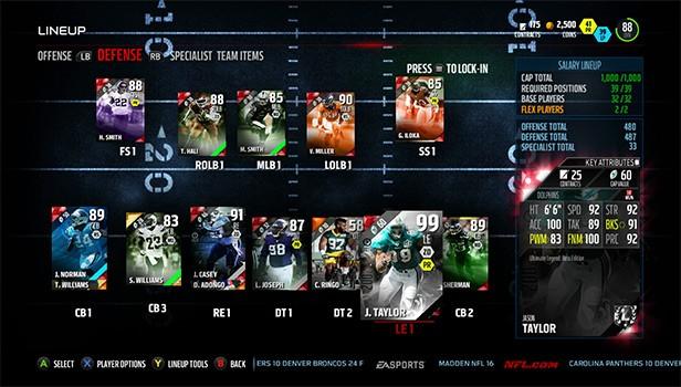 Madden NFL 16 Screenshot #293 for PS4