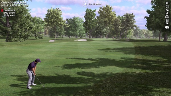 Jack Nicklaus Perfect Golf Screenshot #1 for PC
