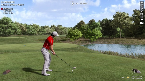 Jack Nicklaus Perfect Golf Screenshot #2 for PC