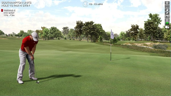 Jack Nicklaus Perfect Golf Screenshot #3 for PC