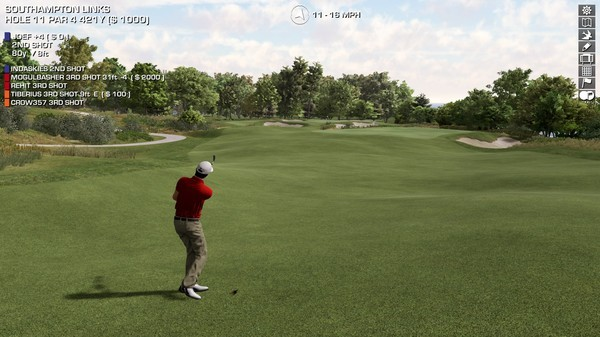 Jack Nicklaus Perfect Golf Screenshot #5 for PC