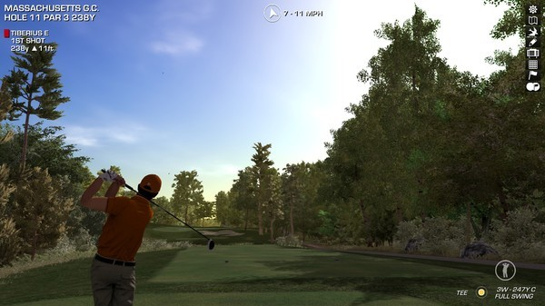 Jack Nicklaus Perfect Golf Screenshot #13 for PC
