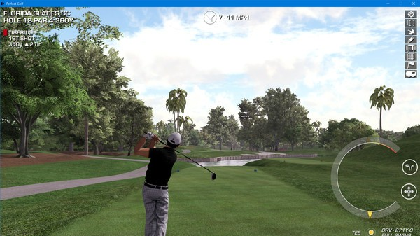 Jack Nicklaus Perfect Golf Screenshot #14 for PC