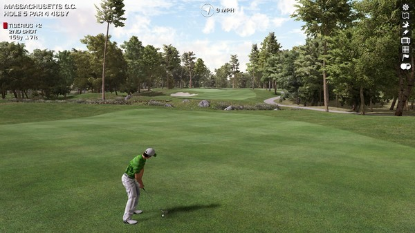Jack Nicklaus Perfect Golf Screenshot #15 for PC