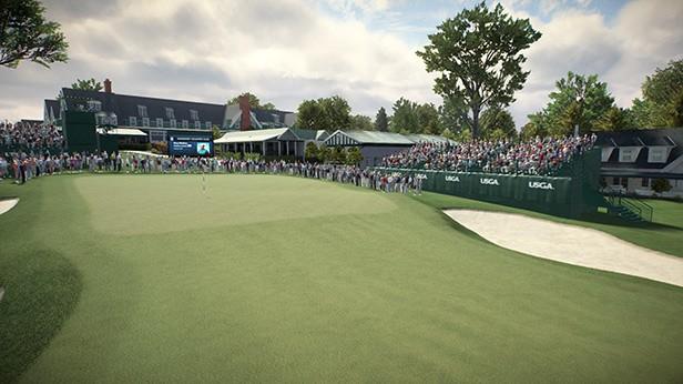 Rory McIlroy PGA TOUR Screenshot #112 for PS4