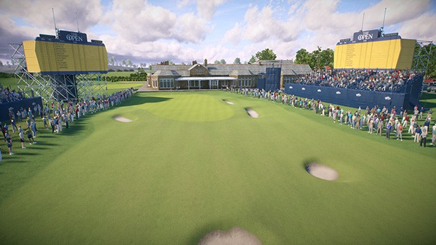 Rory McIlroy PGA TOUR Screenshot #113 for PS4