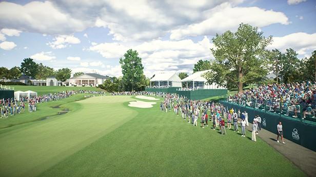 Rory McIlroy PGA TOUR Screenshot #114 for PS4