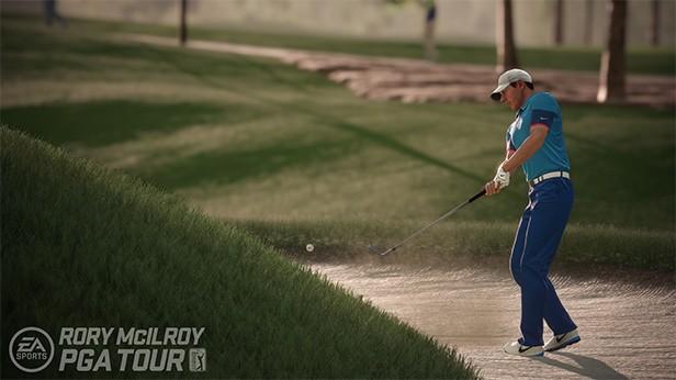 Rory McIlroy PGA TOUR Screenshot #115 for PS4