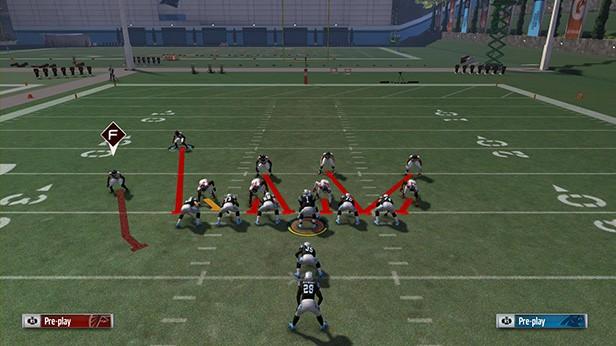 Madden NFL 17 Screenshot #18 for PS4