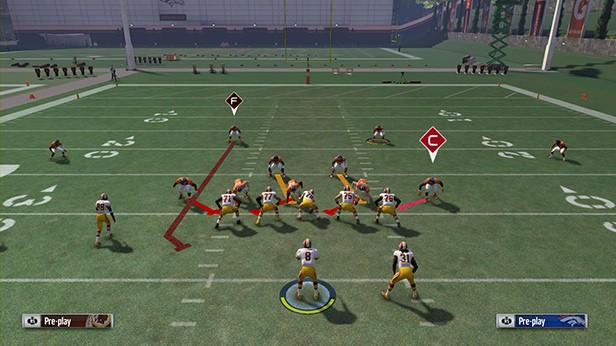 Madden NFL 17 Screenshot #23 for PS4