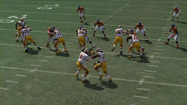 Madden NFL 17 Screenshot #25 for PS4