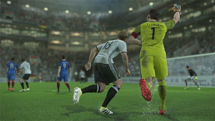 PES 2017 Screenshot #2 for PS4