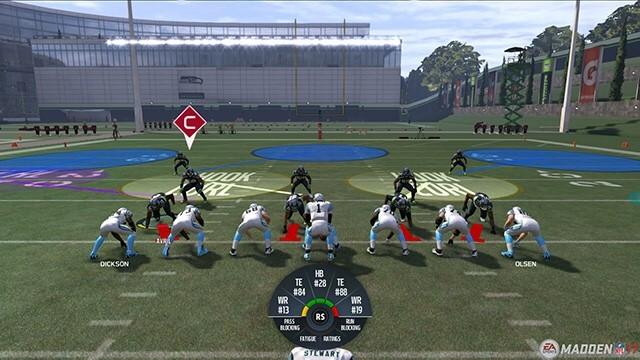 Madden NFL 17 Screenshot #31 for PS4
