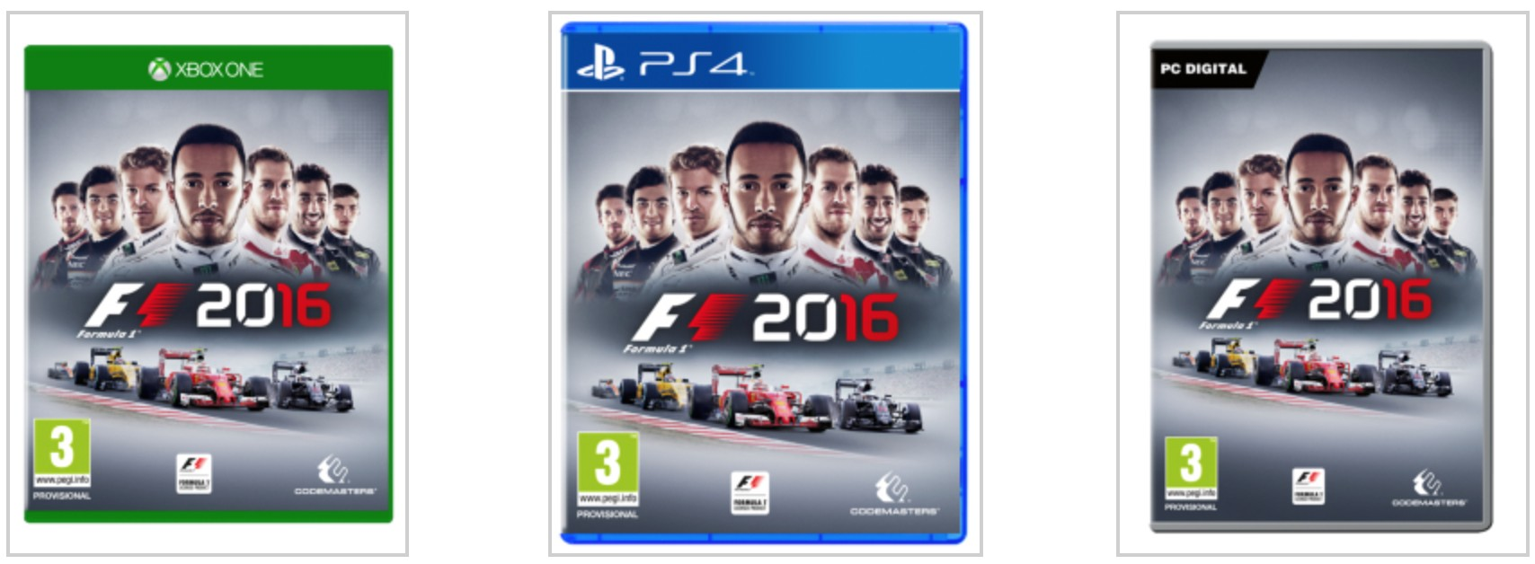 f1 2016 announced features new career mode spanning 10 years new screenshots operation sports. Black Bedroom Furniture Sets. Home Design Ideas